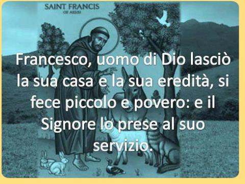 Frasi Di San Francesco Sulla Vita.Preghiera Del Beato Giovanni Paolo Ii A San Francesco D Assisi Leggoerifletto